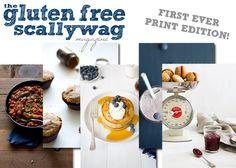 The Gluten Free Scallywag Magazine Vol3 - Print Edition! |  The Gluten Free Scallywag  Ships to: Australia, NZ, UK, Canada & USA