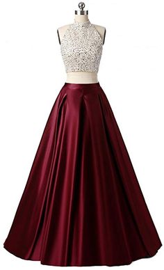 online shopping for MEILISAY Meilishuo Two Pieces Beaded Sparkly Prom Ball Gown Long Evening Party Dresses 2 Piece from top store. See new offer for MEILISAY Meilishuo Two Pieces Beaded Sparkly Prom Ball Gown Long Evening Party Dresses 2 Piece Prom Dresses Two Piece, Cute Prom Dresses, Dance Dresses, Ball Dresses, Pretty Dresses, Homecoming Dresses, Beautiful Dresses, Ball Gowns, Formal Dresses