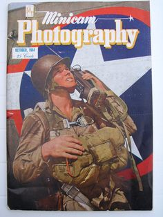 Minicam Photography magazine, October 1944