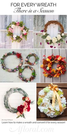 For every wreath the
