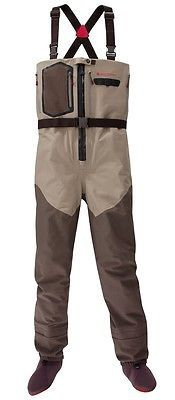 Waders 179984: Redington Fly Fishing Sonic Pro Hdz Stockingfoot Waders -> BUY IT NOW ONLY: $499.95 on eBay!