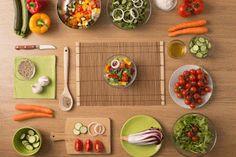 La Cucina degli Avanzi: Cucinare senza fiamma (Crudismo)
