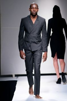 Male Fashion Trends: Bold by Estelle Mantle Spring/Summer 2014 - Zimbabwe Fashion Week
