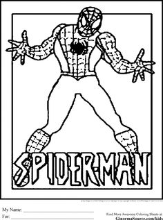 Spectacular Spiderman Coloring Pages Spectacular Spiderman 171570