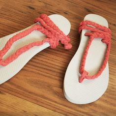 DIY – Flip flops would work so wel for the flip-flops with the coffee cup in it with plants,SWEET!!!!