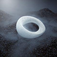 Bluberries 3D Printed Jewelry