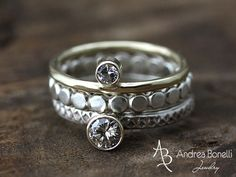 Andrea Bonelli Jewelry.  Absolutely beautiful.