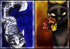 Ivypool Or Breezepelt comment Breezepelt for him and like for Her
