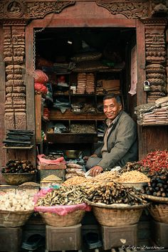 Kathmandu, Nepal.  Photo: zhushman, via Flickr