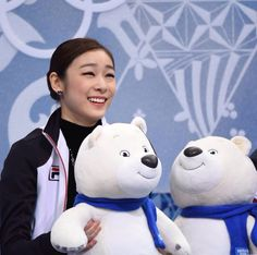 My Relax Space — A new champion will rise during Pyeongchang 2018!!...  Queen Yuna, Yuna Kim
