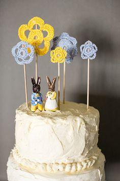 Fun Wedding Cake Toppers 20
