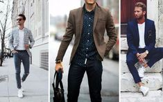 Discussing Casual Office Work wear: Women vs Men | Compare