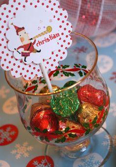 A Little Loveliness: Jingle Bell Rock Kids Christmas Party