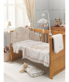 Nursery Furniture Baby Bedding Clic Winnie The Pooh Collection