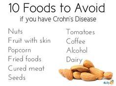 Living with can be difficult. It can also sometimes lead to weaker bones. I love my coffee tho Diet Foods, Paleo Diet, Keto, Crohns Disease Diet, Crohn's Disease, Autoimmune Disease, Brat Diet, Ulcerative Colitis, Anti Inflammatory Diet