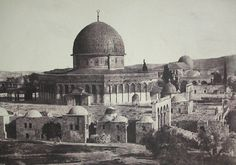 A View of Israel: The Century - The Jerusalem Post - Medium Jerusalem, Old Pictures, Old Photos, Dome Of The Rock, Israel Travel, Photographs Of People, Photography Gallery, Art Photography, Holy Land