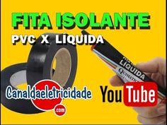 FITA ISOLANTE LÍQUIDA - VANTAGENS E DESVANTAGENS - YouTube