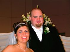Aaron and Colleen Bell met at RC and were married May 22, 2004.