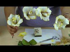 Centro de mesa boda XV Años PARTE 2 - YouTube