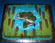 Bass Cake By Fancicakes on CakeCentral.com