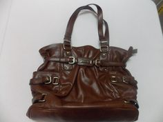 brown leather jimmy choo bag