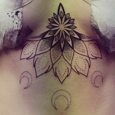 That underboob tattoo though