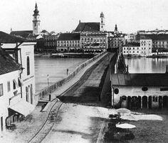 Nibelungenbrücke Louvre, Building, Travel, Image, Linz, Historical Pictures, Xmas, Voyage, Buildings
