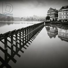 Muzeum Bedřicha Smetany, Prague, Czech Republic, 2015 (b/w photo) / Photo © Ronny Behnert / Bridgeman Images