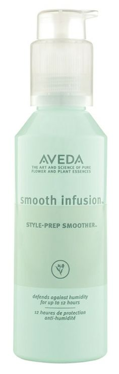 Defends hair against summer humidity.