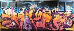 Meks at Crush City. by Ironlak, via Flickr