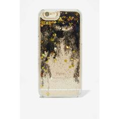 Skinnydip London Fairy Dust iPhone 6 Case ($28) ❤ liked on Polyvore featuring accessories and tech accessories