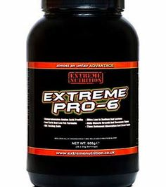 Extreme Pro-6 908g Vanilla Protein Shake Extreme Pro-6 is considered to be one of the worlds number one protein blends. It has the the full spectrum of amino acids that are found in human muscle tissue.This is the perfect choice for you if y http://www.comparestoreprices.co.uk/sports-nutrition/extreme-pro-6-908g-vanilla-protein-shake.asp