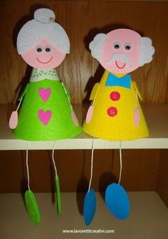 grandparents day crafts for preschoolers Seniors Week Art Events Cup Crafts, Diy And Crafts, Arts And Crafts, Paper Crafts, Grandparents Day Crafts, Fathers Day Crafts, Bible Crafts For Kids, Toddler Crafts, Art Drawings For Kids