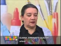 Ateliê na Tv - Tv Gazeta - 19-07-12 - Eliana Zerbinatti