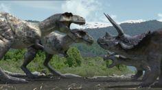 Walking With Dinosaurs, Dinosaur Art, Prehistoric Creatures, Tyrannosaurus Rex, T Rex, Fossils, South America, Mammals, Beast