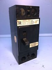CH Cutler-Hammer CA2225X 225A Circuit Breaker 240V 2 Pole Westinghouse 225 Amp. See more pictures details at http://ift.tt/2av4JXg