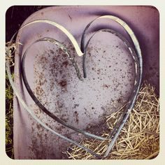 Rustic wedding photo props. Hearts, Your vintage Affair Event Styling and Rentals