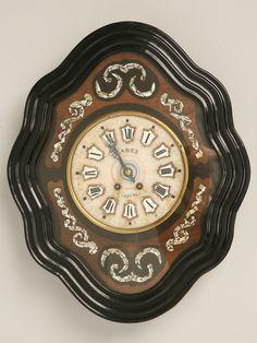 Napoleon III wall clock