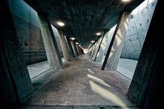 Oslo T-bane ( Sinsen Station ) / Jensen & Skodvin Architects