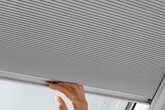 Tripping the light fantastic with the Honeycomb Blind - INDESIGNLIVE