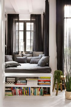 the reading nook of my dreams
