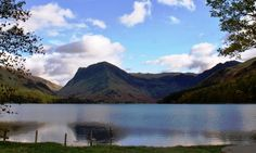 Haystacks from the shores of Buttermere