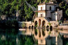 Lago di Scanno, Italy (by Luigi Alesi)