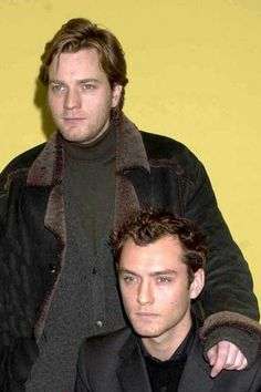 New film with Jude Law and Ewan McGregor (read article)
