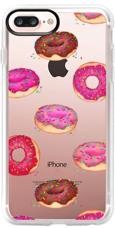 Casetify iPhone 7 Plus Case and other Food iPhone Covers - Delicious Donuts by Perrin Le Feuvre   Casetify