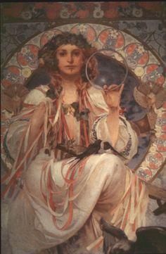 Slavia by A. Mucha
