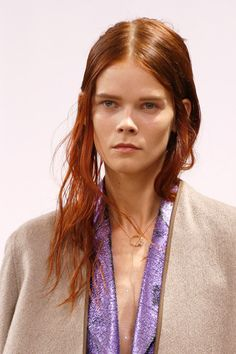 Maison Martin Margiela Spring 2014 Ready-to-Wear Collection Slideshow on Style.com That necklace
