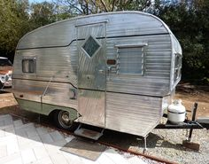 Vintage Camper Trailers   ... .com - User Photos :: 5th Annual TRAIL ALONG TO PISMO 2012 :: trailer