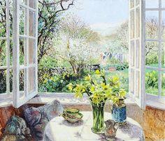 «Stephen Darbishire. Утро в саду»