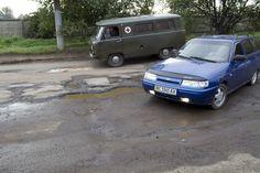 Горби і ями на Авіаційній. #WZ #Львів #Lviv #Новини #Леополіс  #дорога